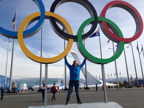 Morten 2 - Road to Sochi: Morten Forland's Amazing Race