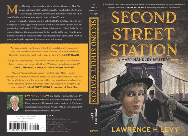 secondstreet - Screenwriting Lecturer Lawrence Levy on His First Novel