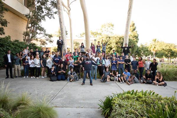 LL FilmRush - Students Beat the Clock at Film Rush