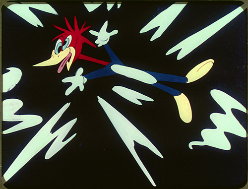 K Woody Woodpecker from Loose Nut High Res1 - Woody Woodpecker and the Avant-Garde