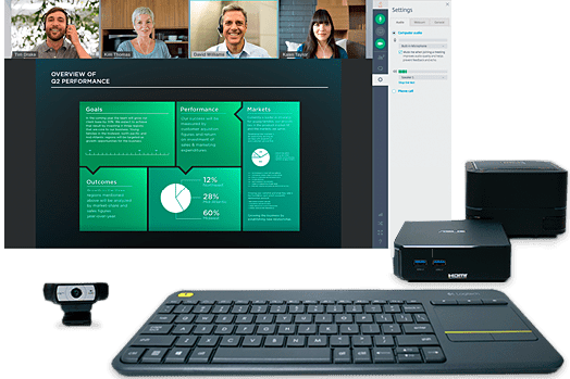 Video Conference Room Solutions   GoToMeeting