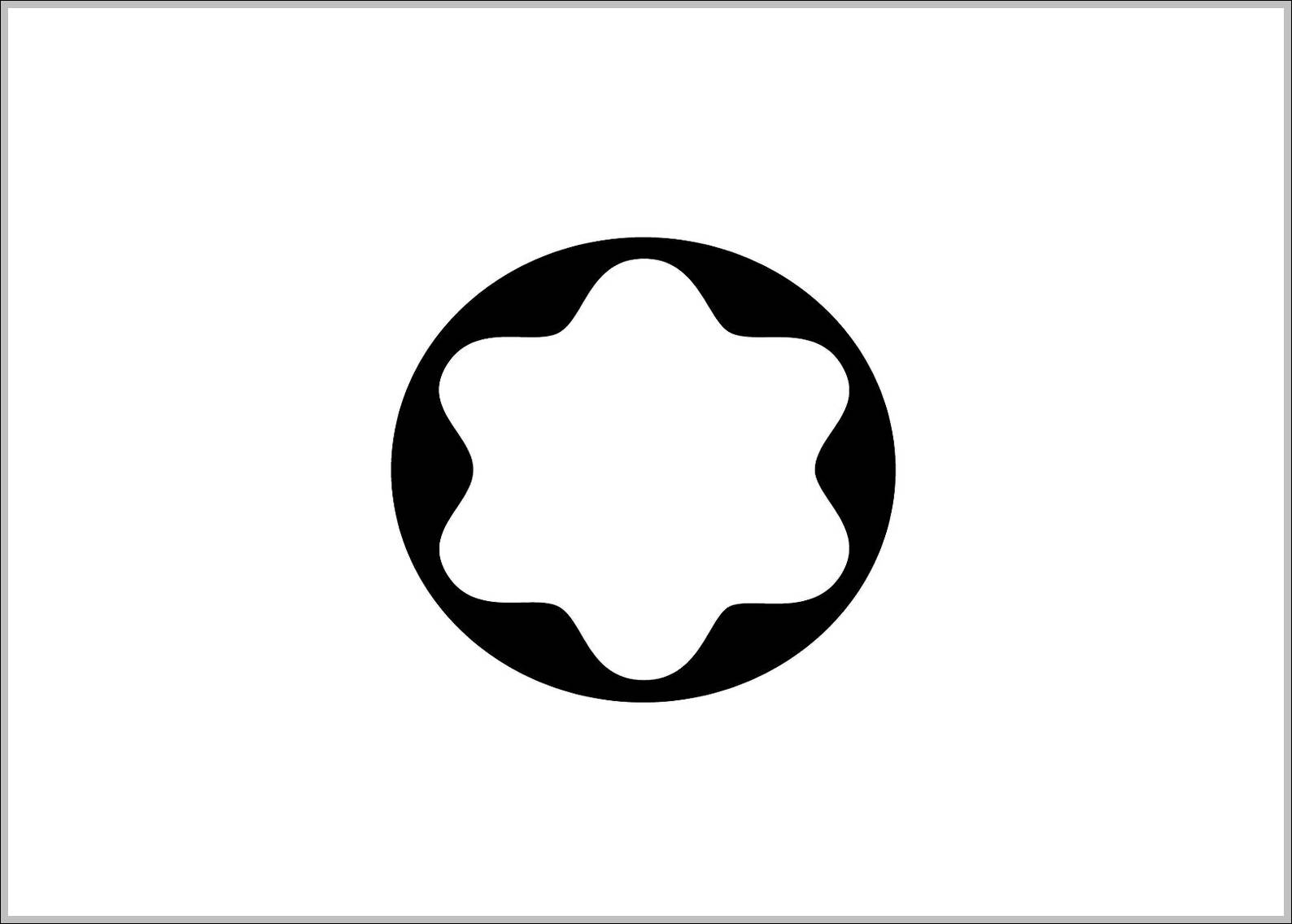 Montblanc Logo Sign