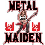 Metal Maiden 2