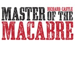 Castle - Master of the Macabre tee
