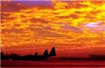 Ramstein Sunset