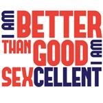I'm sexcellent