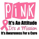 Breast Cancer Mission T-Shirts & Gifts