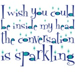 sheldon t shirt conversation is sparkling