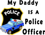 My Daddy Is A Police Officer For Cops!