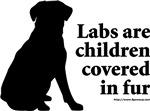 Lab are Fur Children
