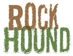 rock hound geology t-shirts