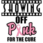 Showing Off Pink For The Cure