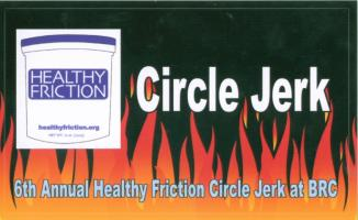 6th Annual Burning Man Circle Jerk 2015