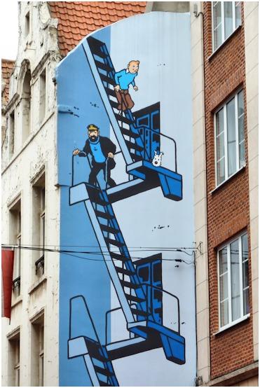Bruxelas-Tintin