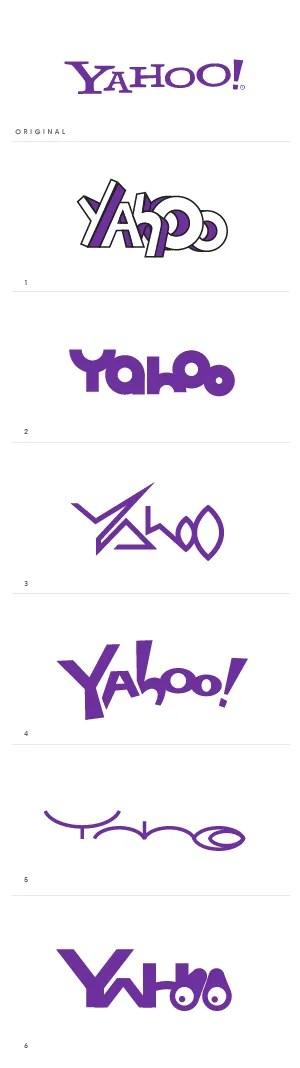 Yahoo Logo Png : yahoo, Yahoo!, Update, Design, Logobee