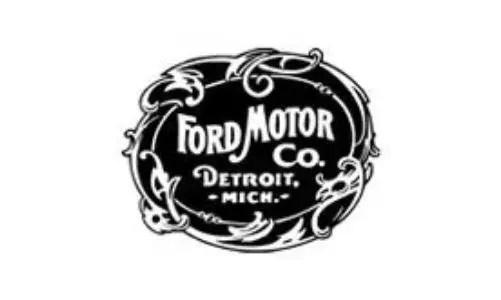 ford logo blue oval