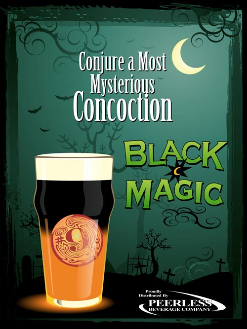 Black-Magic-Magic-Hat-#9-Poster