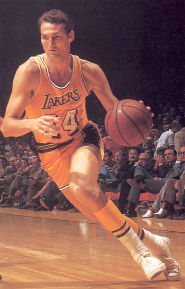Jerry West Nba Logo Picture : jerry, picture, Story, Design