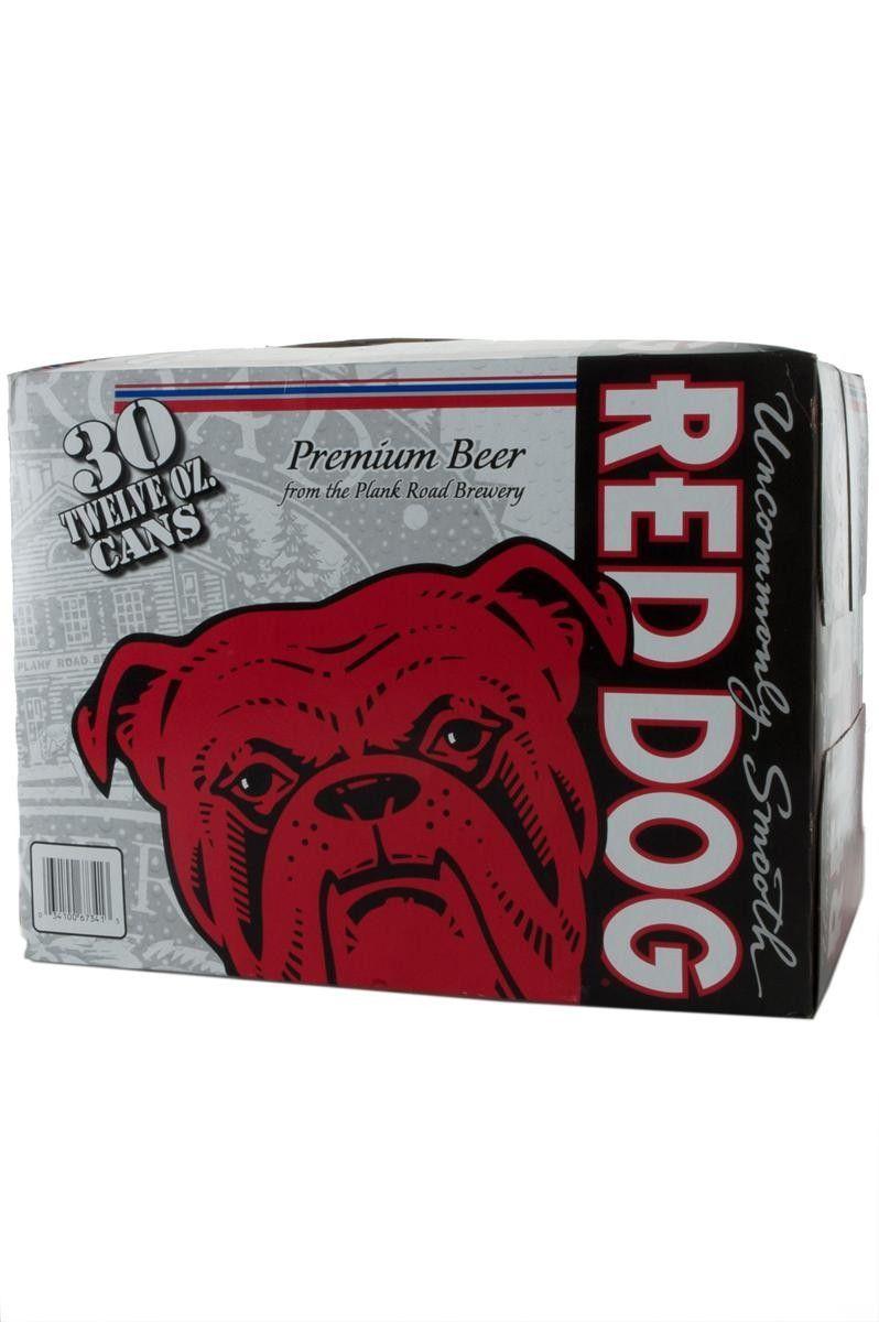 Red Dog Beer Logo Upside Down : upside