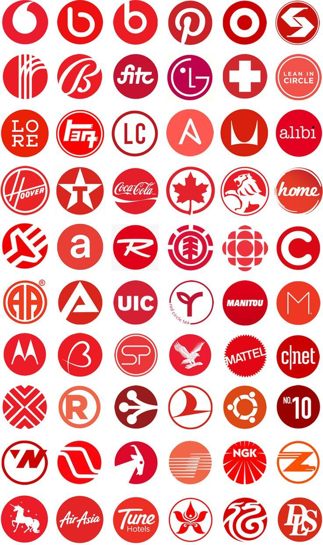 Red Circle With Line : circle, Circle, LogoDix