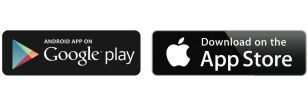 Image result for apple store google play logo
