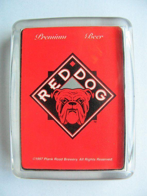 Red Dog Beer Logo Upside Down : upside, LogoDix