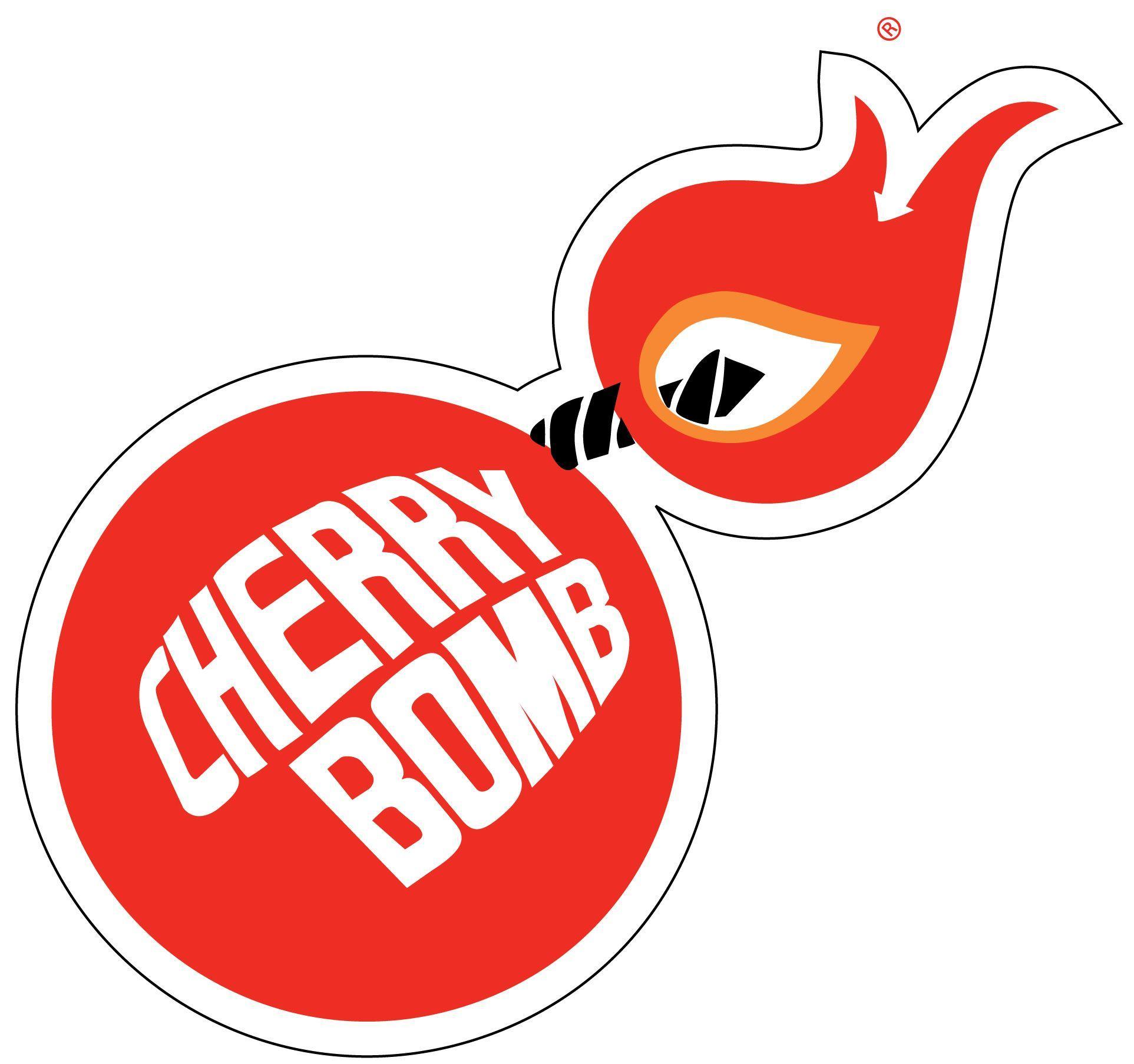 cherry bomb logo logodix