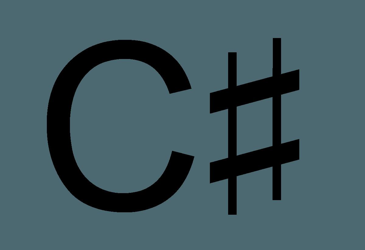 C Symbol Logo
