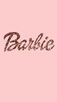 Glitter Barbie Logo : glitter, barbie, Barbie, Glitter, LogoDix