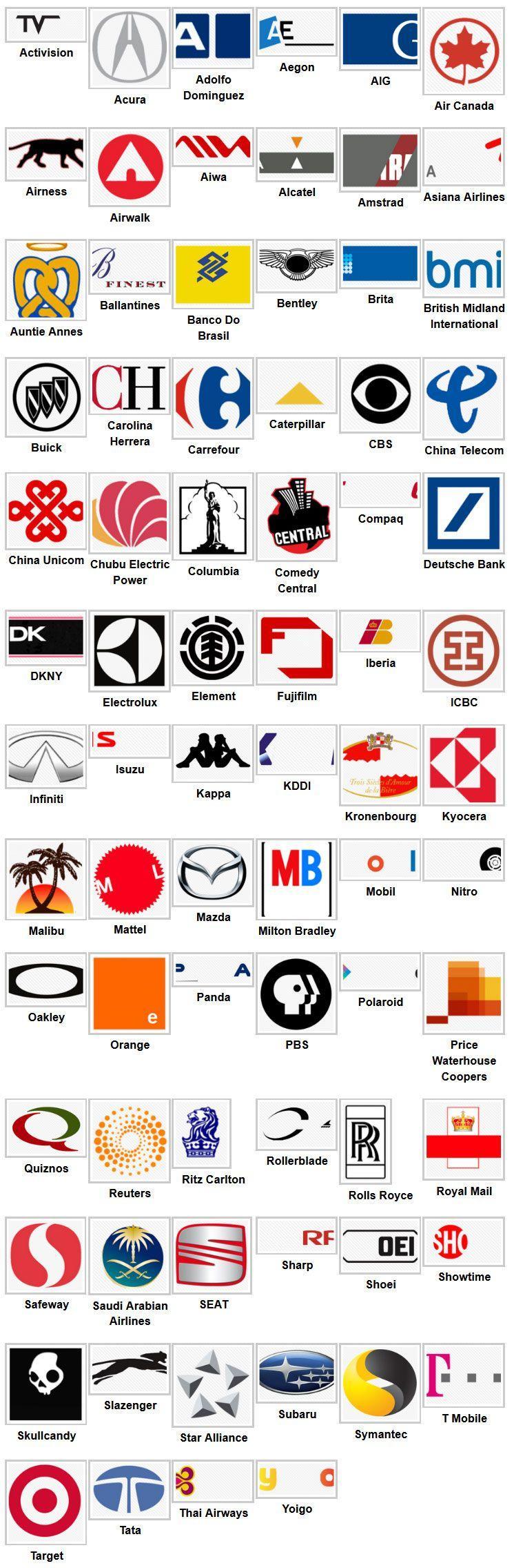 100 Pics Logos 51 : logos, LogoDix