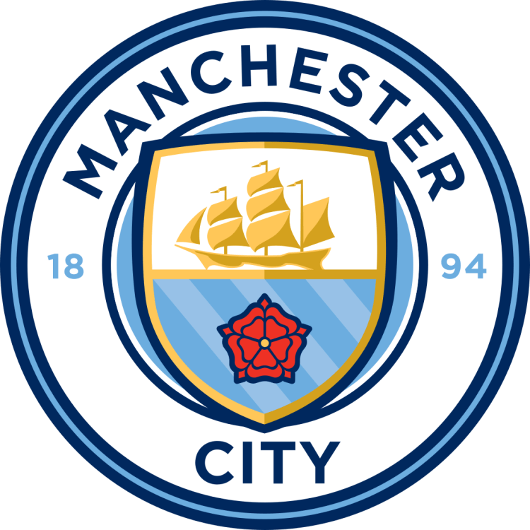 Manchester City FC Logo - PNG y Vector