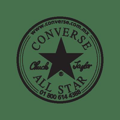 Converse All Star (.EPS) logo vector in (.EPS, .AI, .CDR