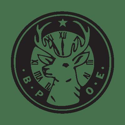 Elks Club logo vector in (.EPS, .AI, .CDR) free download