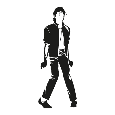 Michael Jackson Characters vector, Michael Jackson
