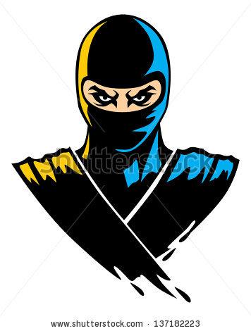 How To Draw Ninja Logo : ninja, Ninjas, Drawing, Ideas
