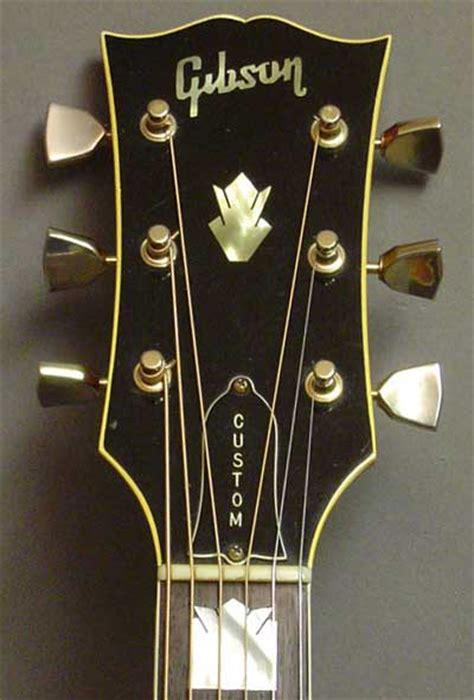 Gibson Headstock Logos : gibson, headstock, logos, Gibson, Guitar, Headstock, Logos