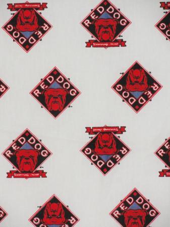Red Dog Beer Logo Upside Down : upside, Logos
