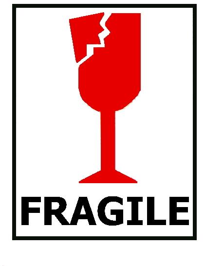 Logo Barang Mudah Pecah : barang, mudah, pecah, Fragile, Logos