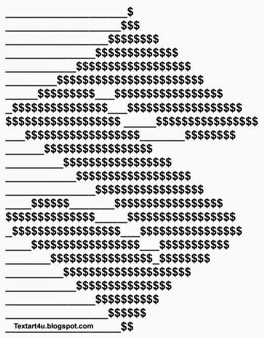 Text Art 18 : Ascii, Logos