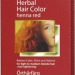 Henna Natural Red