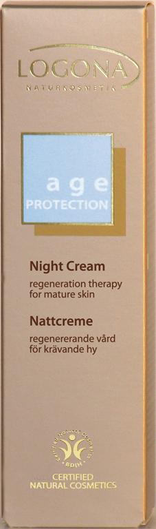 Κρέμα νύχτας αντιγήρανσης (θεραπεία αναγέννησης για ώριμες επιδερμίδες)