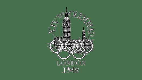 1948-London–Summer-olympics-logo