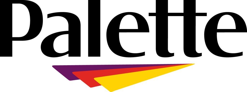 Imagini pentru palette logo