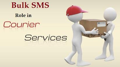 Bulk SMS Service Courier and logistics