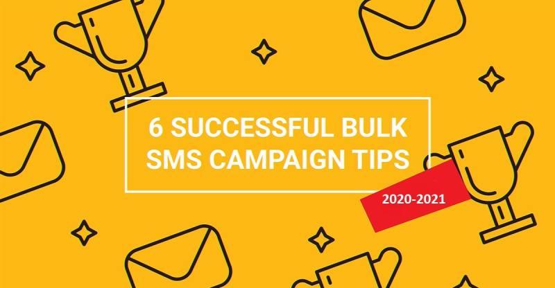 Bulk SMS Campaign