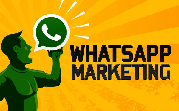 Whatsapp for promotion