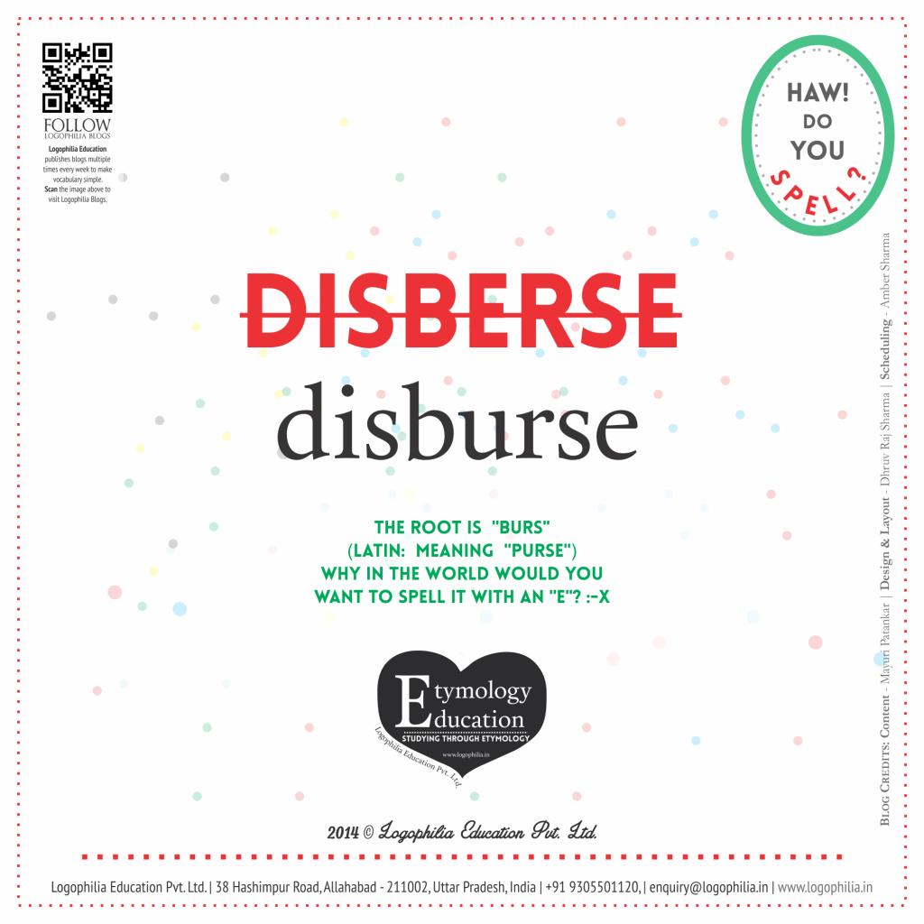 disburse(5)