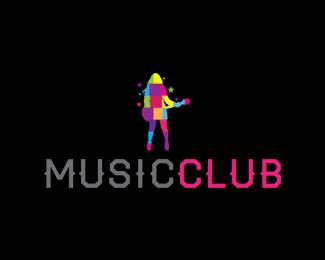 Logopond Logo Brand & Identity Inspiration Music Club