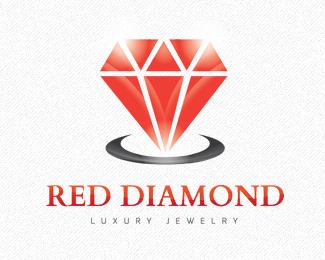 Logopond Logo Brand Amp Identity Inspiration Red Diamond