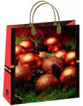 Купить оптом новогодний пакет 23х26 Белло Bello BAS 93